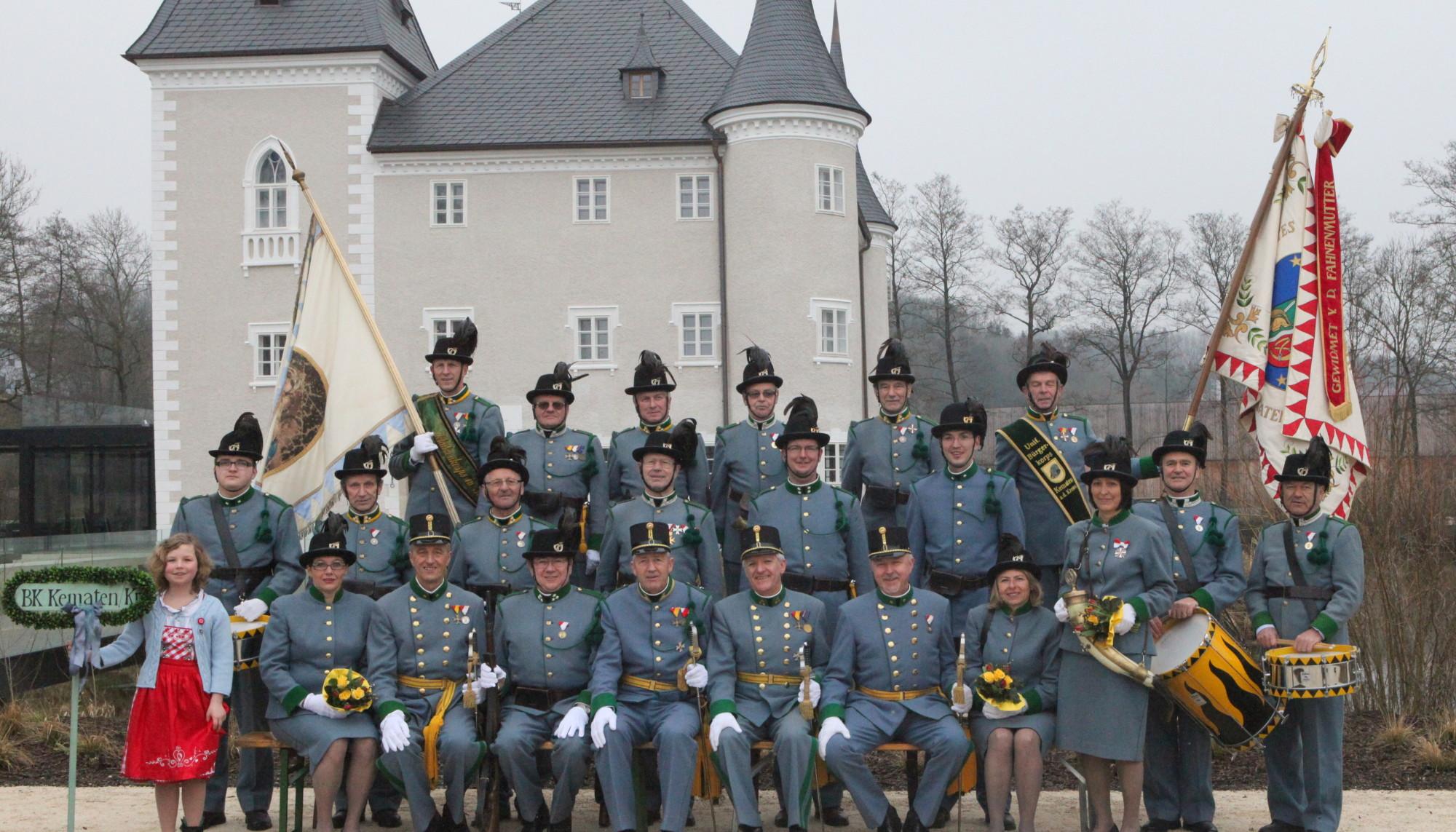 Bürgerkorps Kematen an der Krems